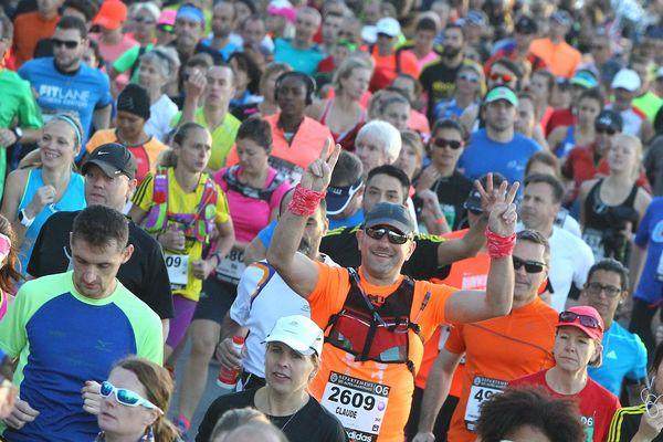 Le départ du marathon sera donné à 8 heures sur la Promenade-des-Anglais