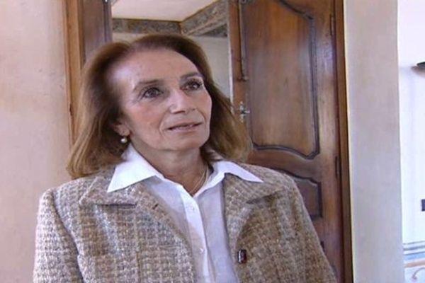 Danielle Milon, maire UMP de Cassis, élue le 15 janvier à la présidence du parc national des Calanques.
