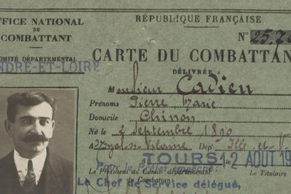 Des internautes ont aidé les archives départementales à indexer plusieurs milliers de cartes d'anciens combattants.