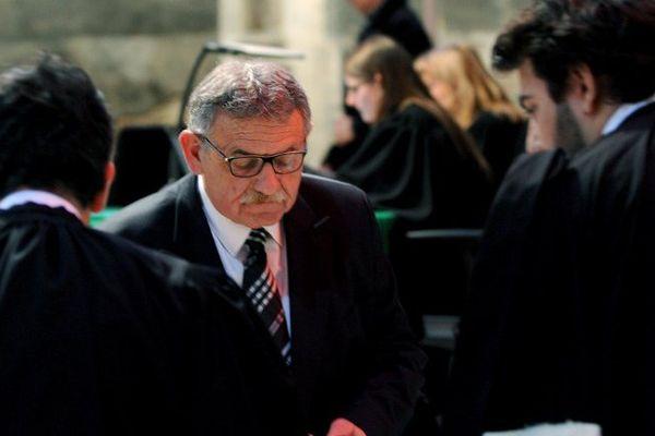 René Marattier, ancien maire de La Faute-sur-Mer (Vendée).