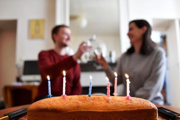 Anniversaire confiné... anniversaire intime
