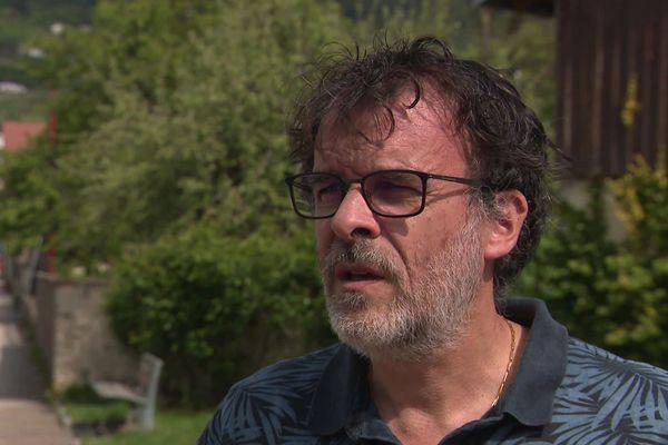 Arnaud Tixier, Président de la Ligue Grand Est d'aviron ne comprend pas pourquoi le ministère des Sports donne son feu à la pratique de l'aviron contrairement au ministère de l'Intérieur.