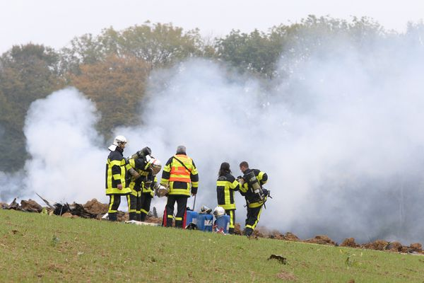 L'avion militaire suisse s'était crashé en octobre 2015 sur la commune de Glamondans dans le Doubs.