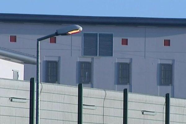 La prison de Saint-Aubin-Routot près du Havre où s'est produit l'agression
