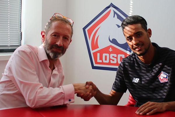 L'entraîneur Christophe Galtier a annoncé cette quatrième recrue jeudi 11 juillet 2019.