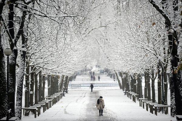 Le temps d'hiver est bien installé