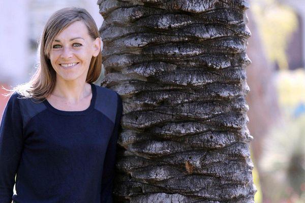 La romancière française Agnès Martin-Lugand