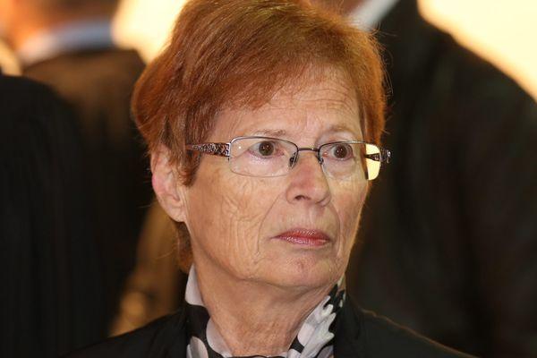 Françoise Babin, ex-Présidente de la commission d'urbanisme de La Faute-sur-Mer au moment de la tempête Xynthia