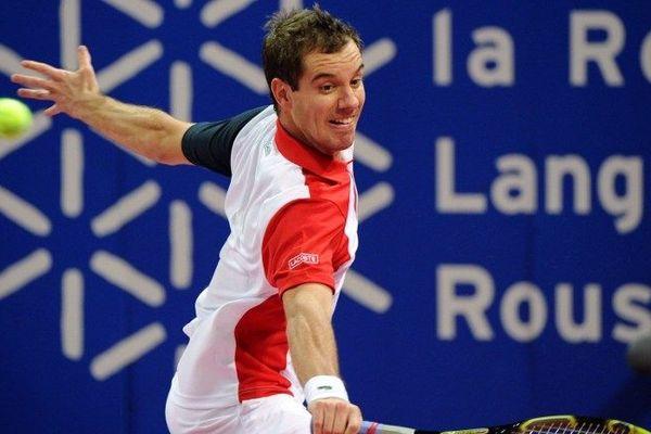 Richard Gasquet le 8 février 2013 l'a emporté face à Julien Benneteau