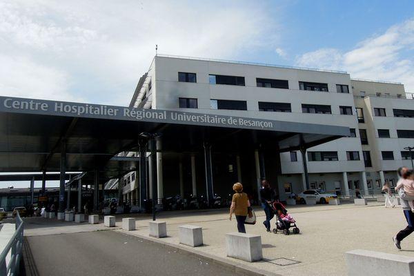 Le CHRU de Besançon (Doubs) fait partie des 70 établissements habilités à recevoir des malades contaminés par le coronavirus.