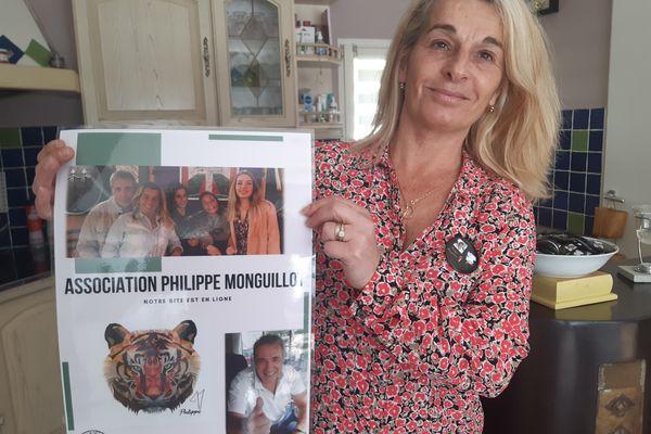 Véronique Monguillot a lancé son association pour soutenir les chauffeurs de bus de toute la France