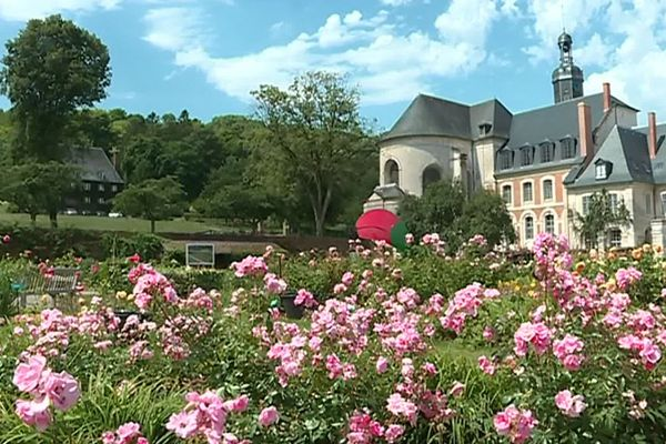 """""""Rendez-vous aux jardins"""" à Valloires"""