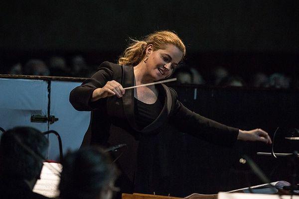 La cheffe d'orchestre italienne Speranza Scappucci va démarrer la saison du théâtre du Capitole avec l'opéra Cosi Fan Tutte de Mozart.