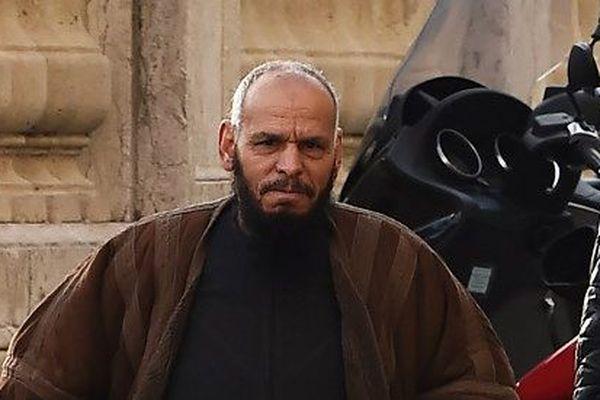 L'imam El Hadi Doudi, photographié à Marseille le 8 février 2018