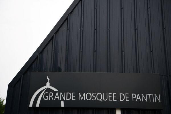 La Grande Mosquée de Pantin