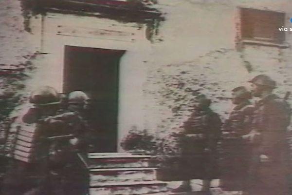 Libération de la Corse, octobre 1943.