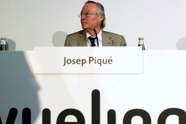 Assemblée générale de Vueling à Barcelone, le 27 juin 2013