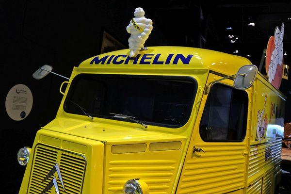 Le 100 000ème visiteur 2019 a franchi les portes de l'Aventure Michelin le 10 novembre.