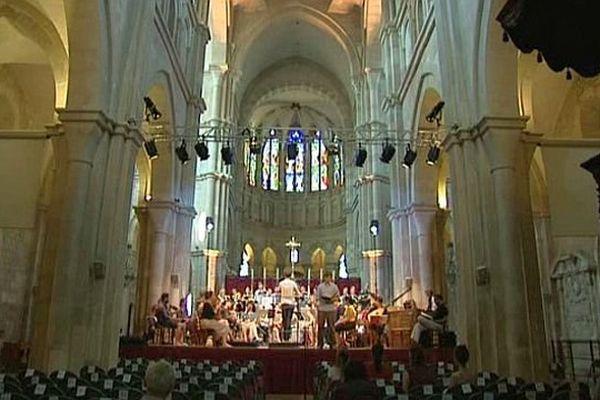 Festival international d'opéra baroque de Beaune