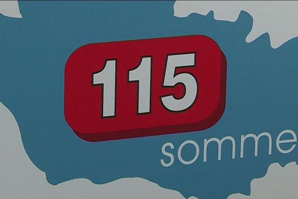 Le 115, numéro d'appel d'urgence, est l'un des moyens pour intégrer un hébergement hivernal.