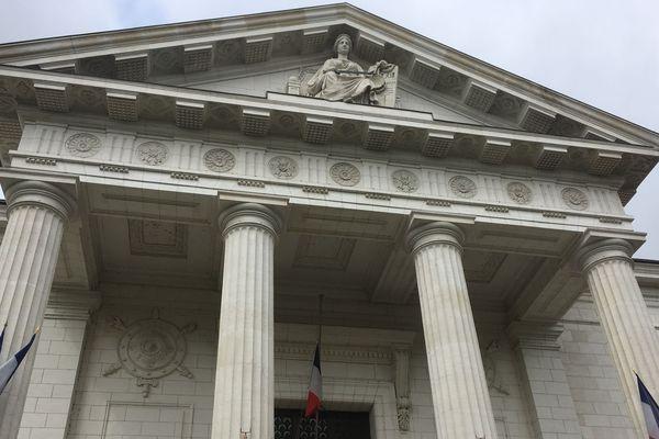 Wissam Harroud est jugé depuis le 6 juin aux assises de Blois.