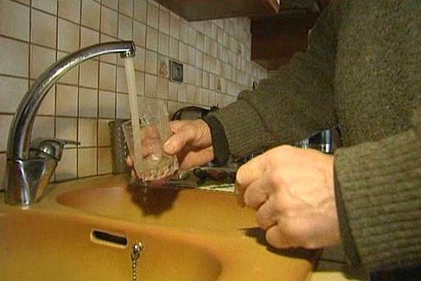 Un usager de l'eau dans l'Orne