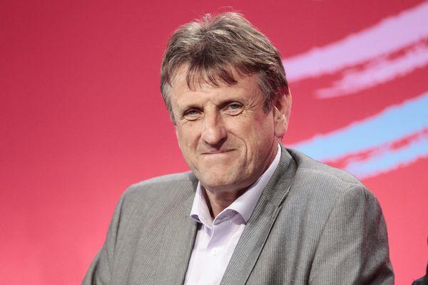 Jean-François Macaire (PS) a remplacé Ségolène Royal à la tête de la région Poitou-Charentes en 2014