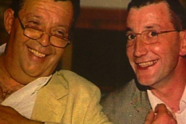 Luc Amblard et Guy Bordenave avaient été enterrés vivants.