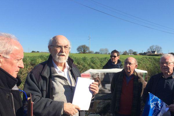 Dix-sept associations opposées au projet de centrale à gaz à Landivisiau demandent au président de la région Bretagne de stopper ce projet.