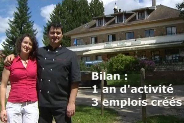 Ils ont quitté leurs emplois dans l'Ouest pour venir s'installer à Clairvaux-les-Lacs