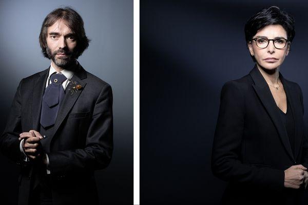 Les deux candidats à la mairie de Paris vont se rencontrer mardi.