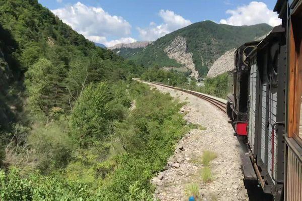 Le train circule tous les dimanches.