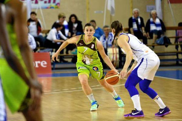 Les Gazelles de Lattes Montpellier s'offre la victoire contre Saint Amand Hainaut, un 13ème succès en championnat de Ligue féminine de Basket