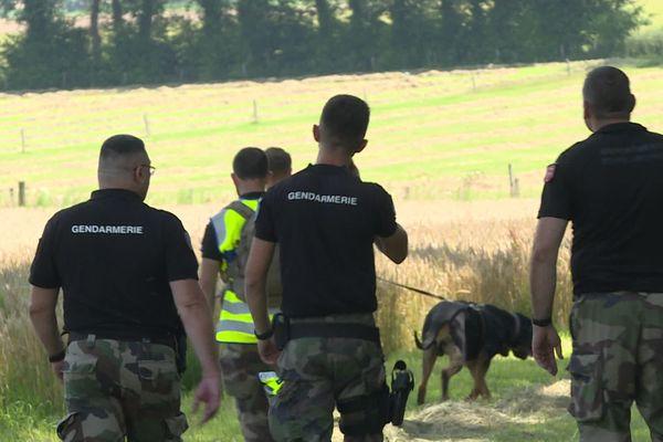 Une battue organisée ce lundi a permis de retrouver le septuagénaire disparu depuis vendredi dans le secteur de Bayeux