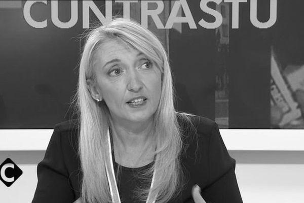 La secrétaire nationale du PS en Corse Emmanuelle de Gentili retire sa candidature aux législatives