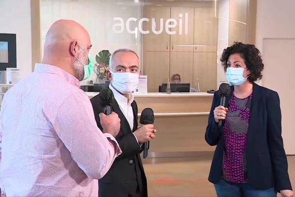 France 3 Bourgogne-Franche-Comté a consacré une émission spéciale à l'épidémie de Covid-19 ce dimanche 15 novembre.