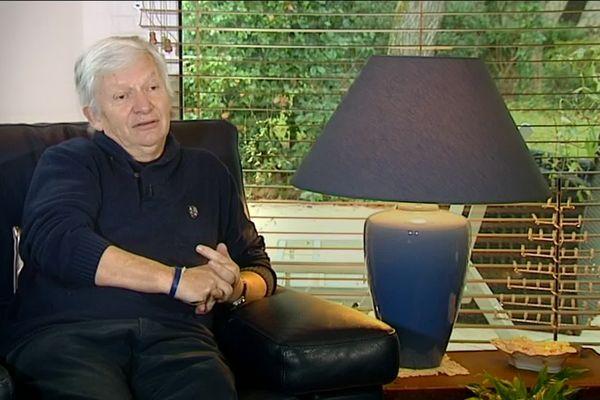 Alain Berthe joueur éducateur et Président du RCV s'est éteint
