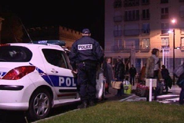 Les travailleurs sociaux en grève délogés par les forces de l'ordre hier soir au conseil général de Haute-Vienne