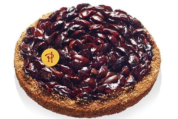 La tarte aux quetsches de Pierre Hermé, un hommage à son père.