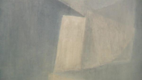 Toutes les nuances de bleu de la palette de Geneviève Asse : fond de la collection du Musée de la Cohue de Vannes