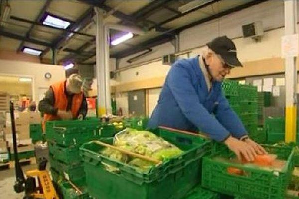Grâce à ses collectes, la Banque Alimentaire de la Moselle permet de servir chaque année plus de trois millions de repas