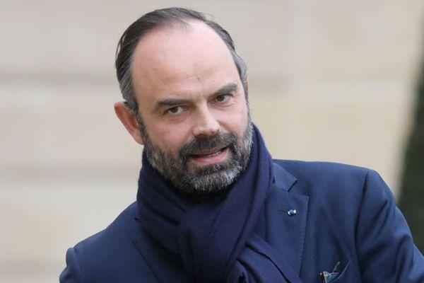 Le Premier ministre Edouard Philippe à Paris 6/02/2019