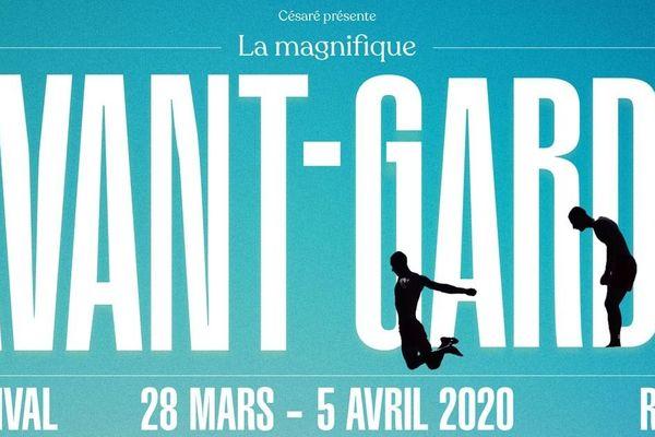 La Magnifique avant-garde aura lieu du 28 mars au 5 avril prochains à la Cartonnerie, au Shed et à Césaré à Reims