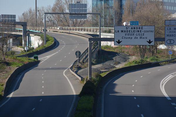 Lille a vu sa pollution d'oxyde d'azote diminuer de 30%, pourtant cette baisse est de loin la plus faible des autres grandes villes françaises