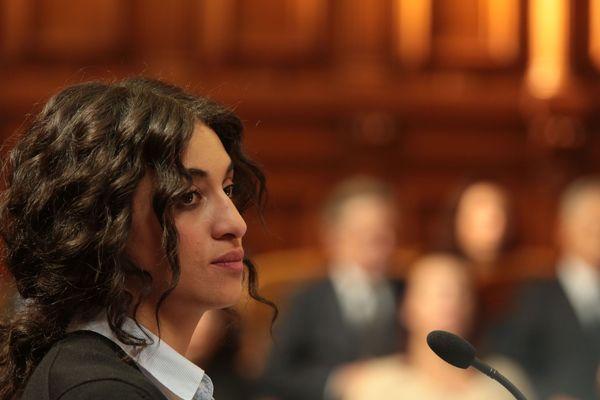Camélia Jordana dans le film Le Brio