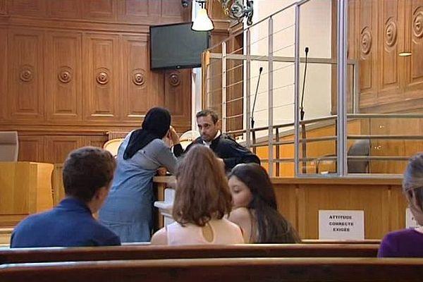 Nîmes - le forcené de l'école Henri Wallon condamné à 10 ans de réclusion criminelle par la cour d'Assises - 7 juin 2016.