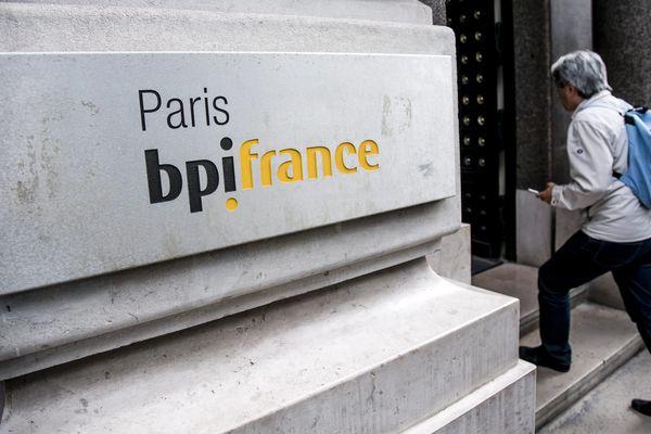 Le siège de la Banque Publique d'Investissement à Paris, en juin 2017.
