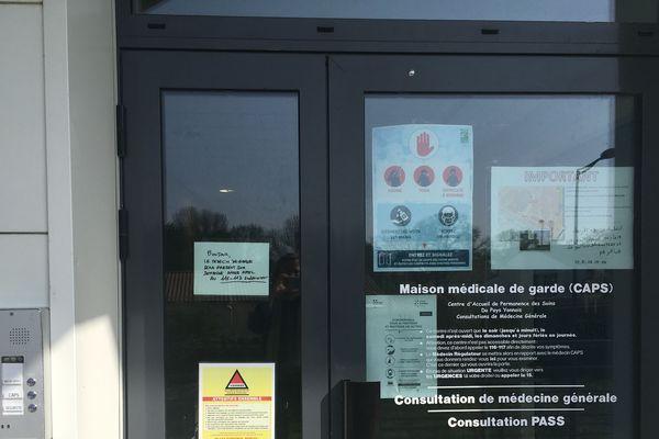 Coronavirus : un centre Covid ouvre à La Roche-sur-Yon