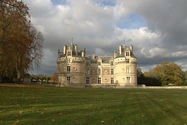Le château du Lude se visite tout le week-end
