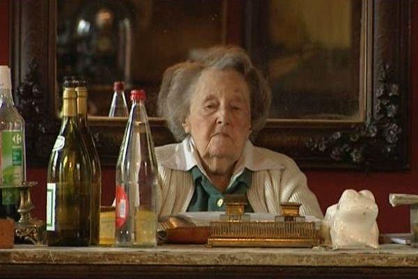 Lucette Aubourg est décdée dimanche à l'âge de 98 ans. Elle tenait l'emblématique auberge des Vieux plats à Gonneville la Mallet au coeur du pays de caux.